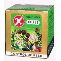 CONTROL DE PESO MILVUS