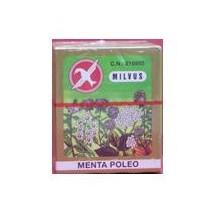 MENTA POLEO MILVUS 10 FILTROS