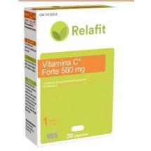 VITAMINA C FORTE 500 mg.