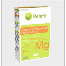 CITRATO DE MAGNESIO FORTE 625 mg.