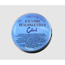 BALSAMO DESCONGESTIVO GOBERT