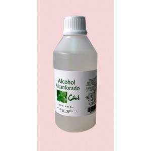 ALCOHOL ALCANFORADO 250 ML