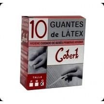 GUANTES LATEX C/ 10