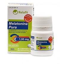 MELATONINA PURA 1.95 mg. RELAFIT